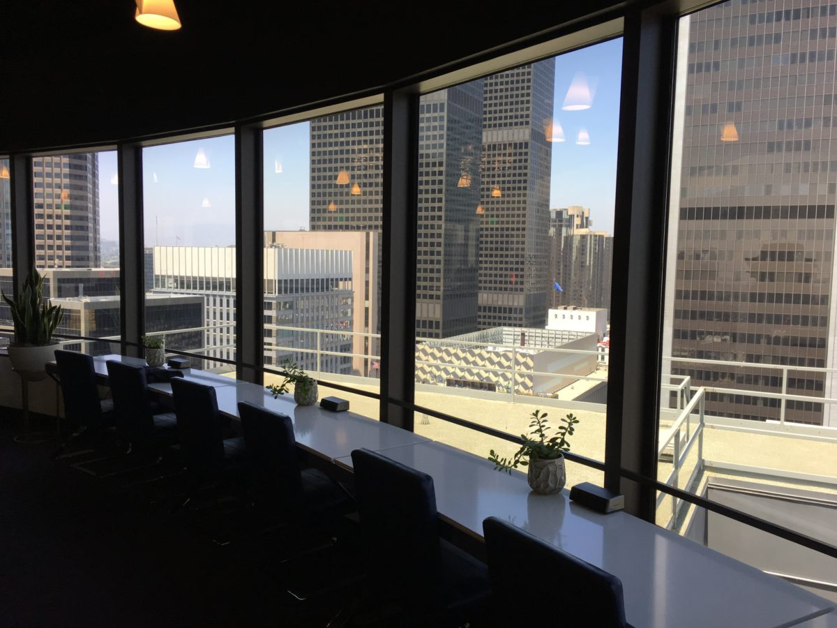 Review Sheraton Grand Los Angeles Flying High On Points
