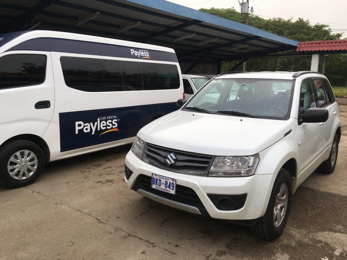 Payless Car Rental Insurance Costa Rica