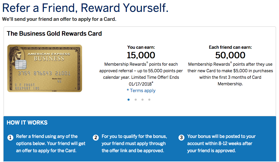 Earn 50,000 Membership Rewards Points with the American Express ...