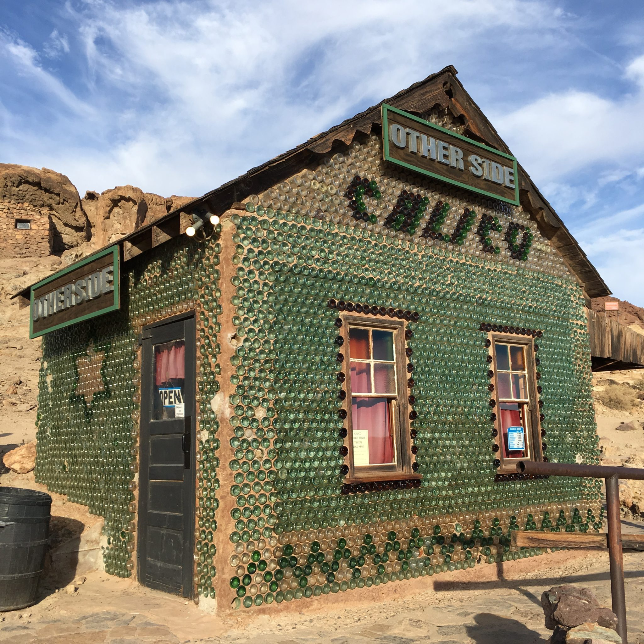 Visiting Calico Ghost Town (Calico, CA)