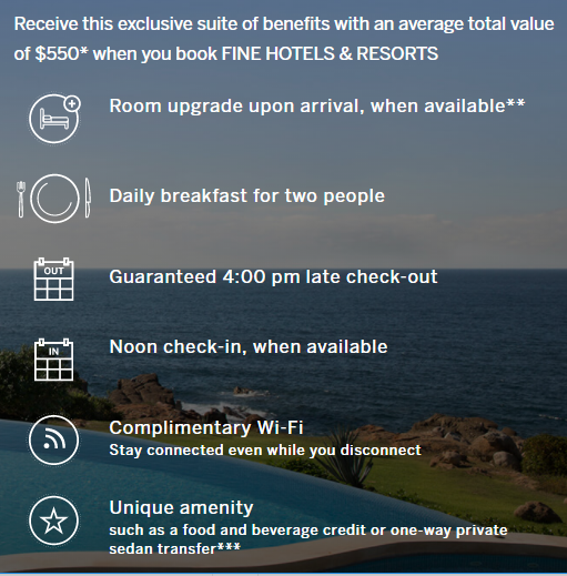 For Many Platinum Users American Express S Fhr Program Is An Under Utilized Benefit But It Can Provide Tremendous Value When Used At The Right Hotels