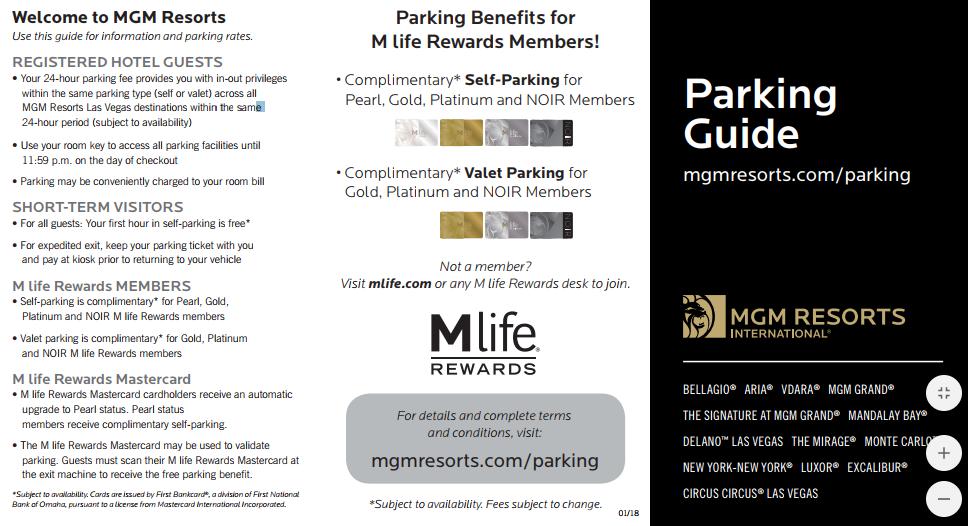Insert Your M Life Card Into The Reader Machines When You Enter Or Exit Parking Garages Full Guide To Can Be Found Here