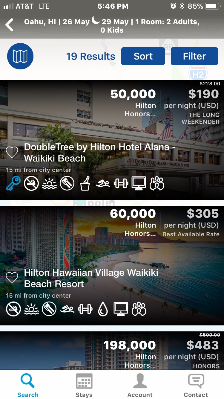 Review: Hilton Hawaiian Village Waikiki Beach Resort
