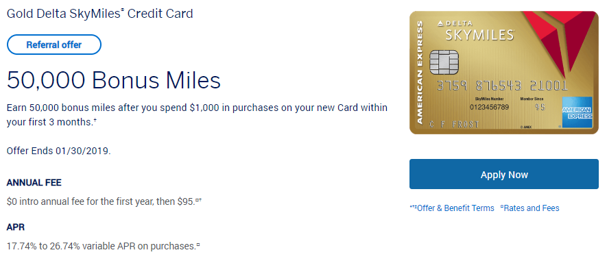 American Express Com Delta >> Expired 1 30 2019 Better Than Public Offer Earn 50 000