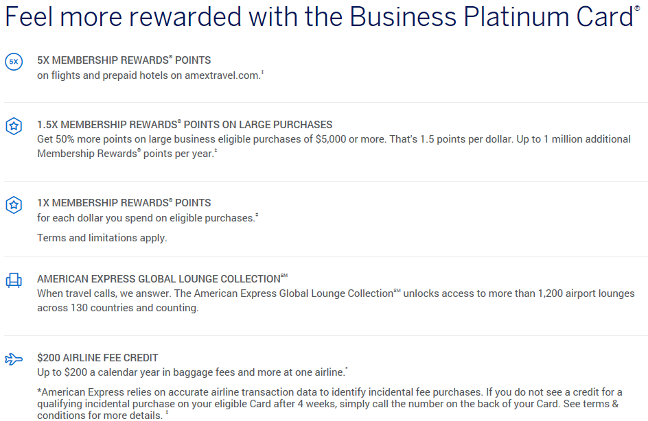 Expired 1/31/2019: Earn 75,000 Membership Rewards Points