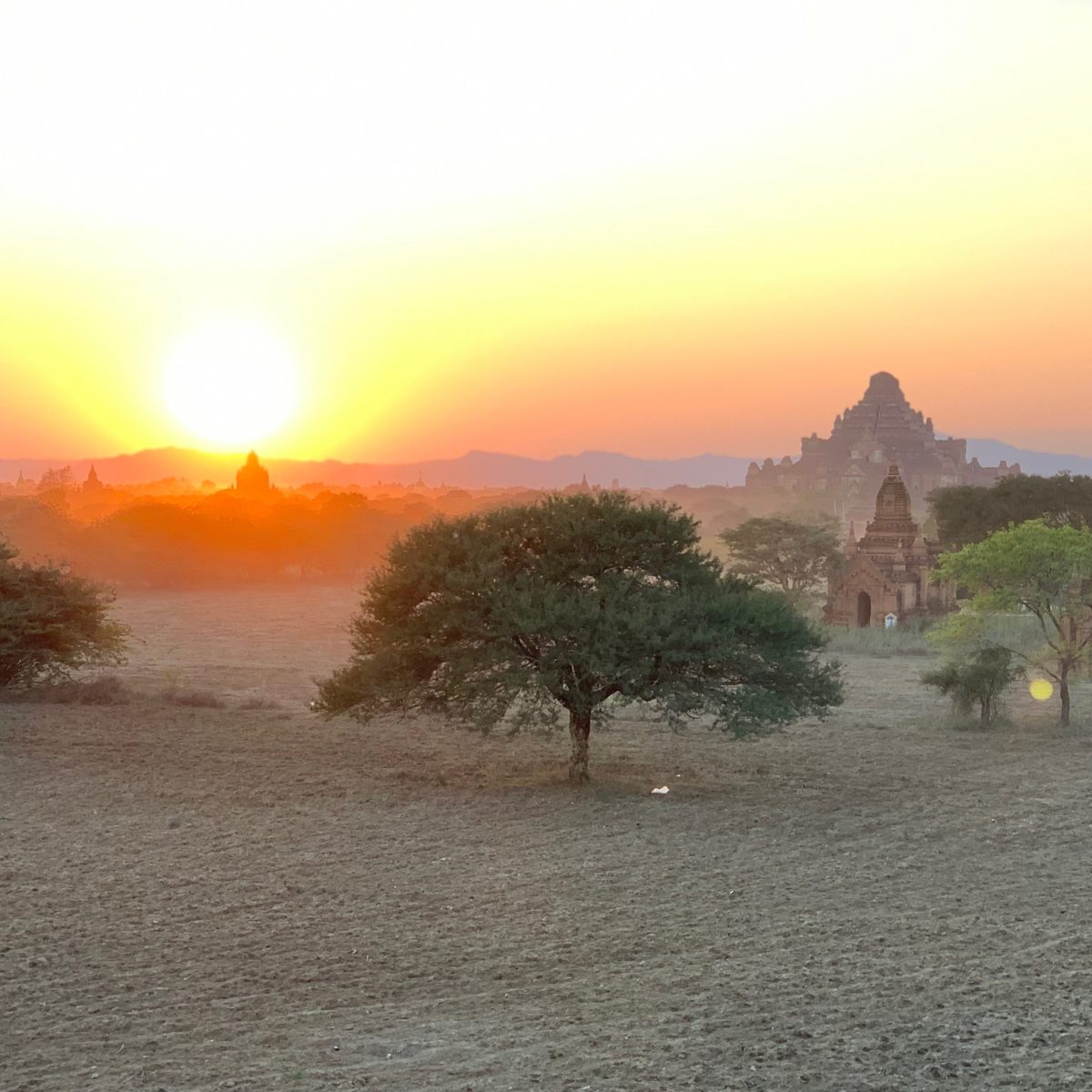 48 Hours In Bagan: How To See Bagan In 2 Days [Day 1] (Bagan