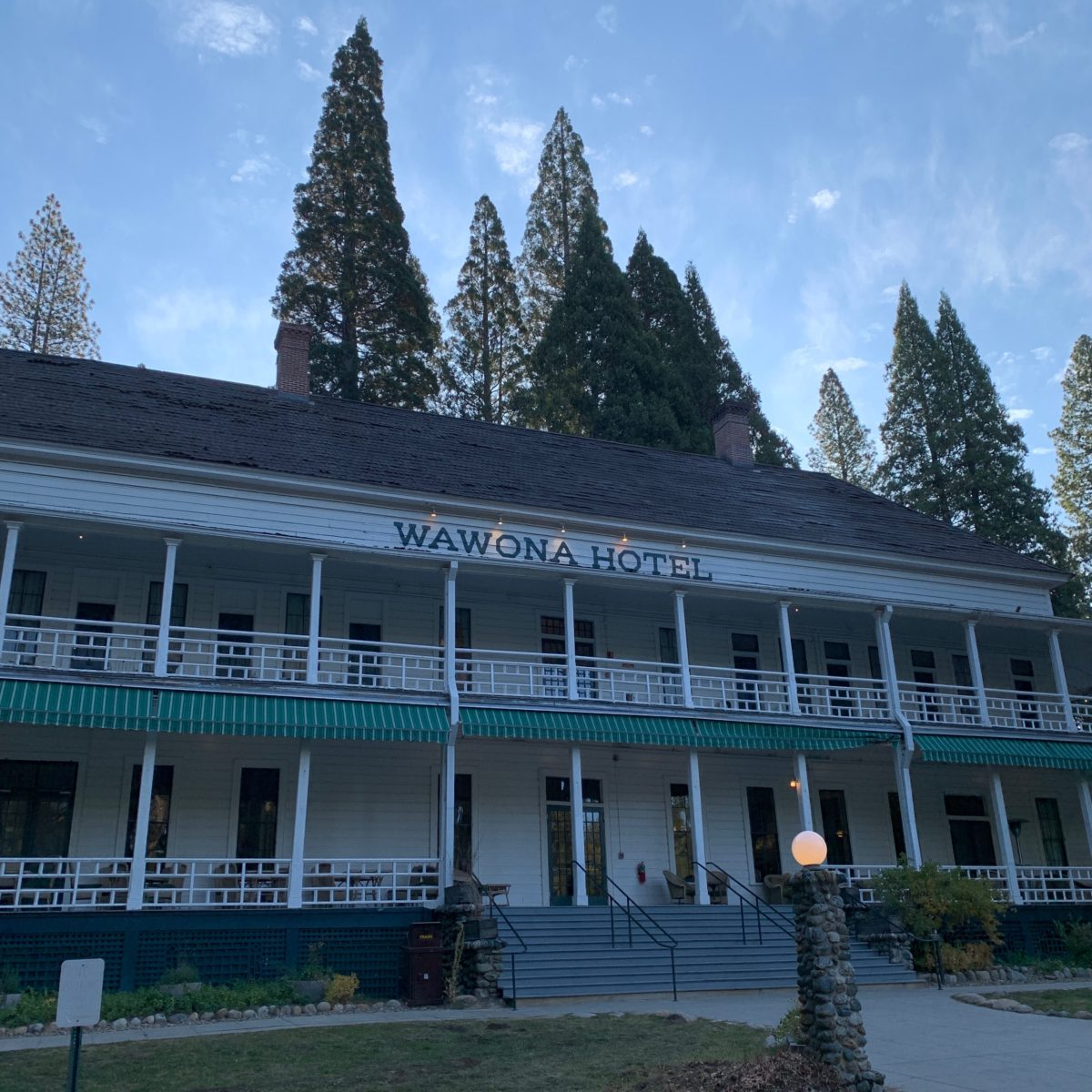 Review The Wawona Hotel Yosemite National Park Ca Flying High On Points